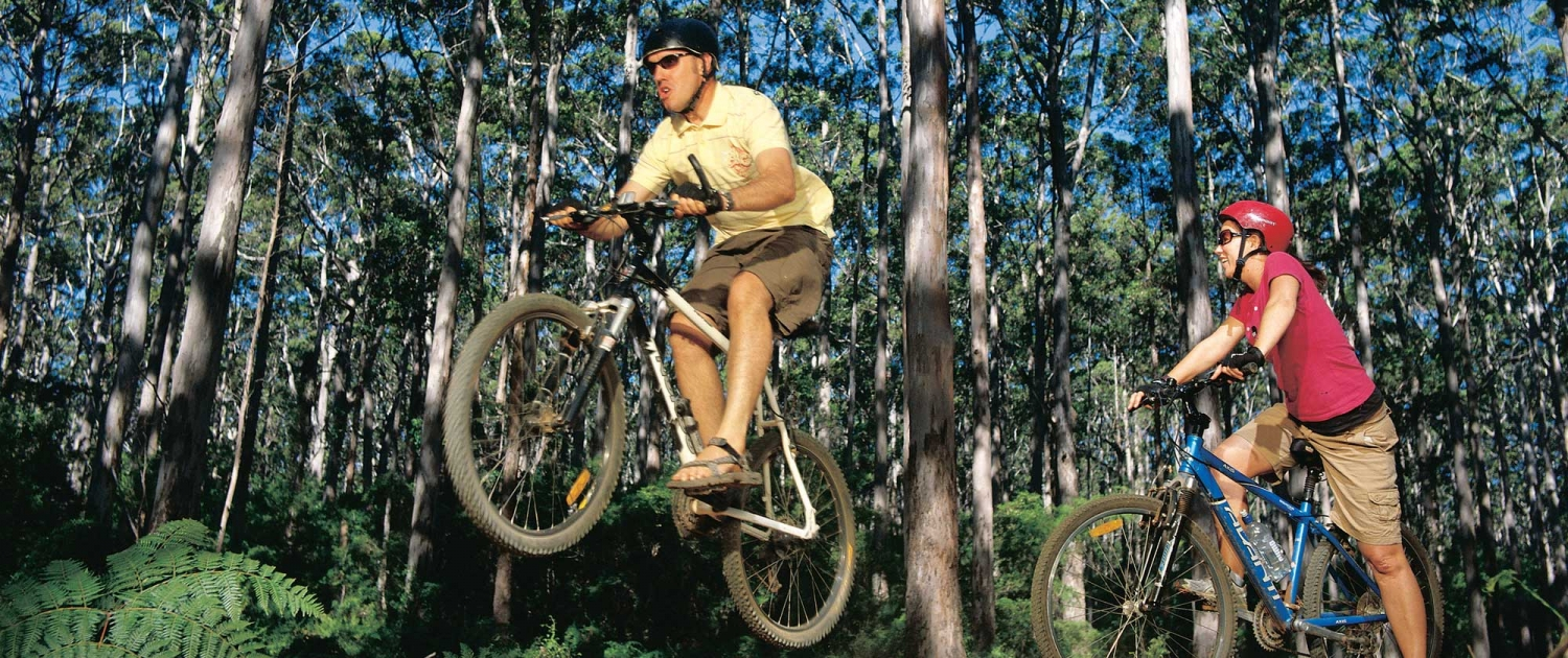 Margaret River Mountain Biking Trails