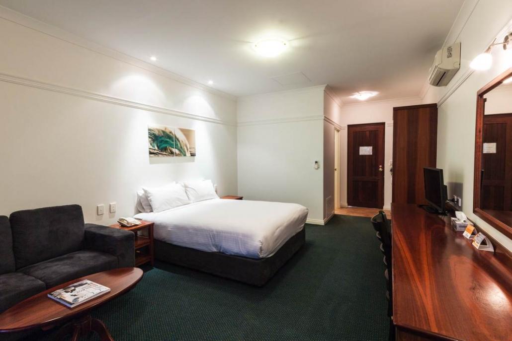 Margaret River Hotel Deluxe Room