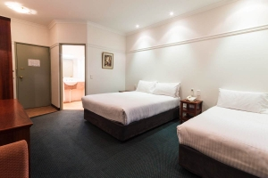 Hotel room 2 smaller