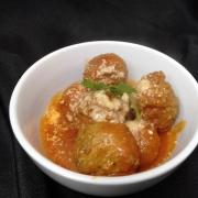 Meatballs n sauce